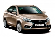 Lada-dan yeni model: Lada Vesta