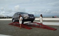 Yeni Toyota Prado özünə heyran etdi -  FOTO