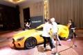 Mercedes-AMG GT superkarı Bakıda