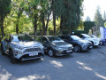 Caucasus triumph of Toyota Hybrid! PHOTO