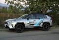 Кавказский триумф гибрида Toyota! - ФОТО