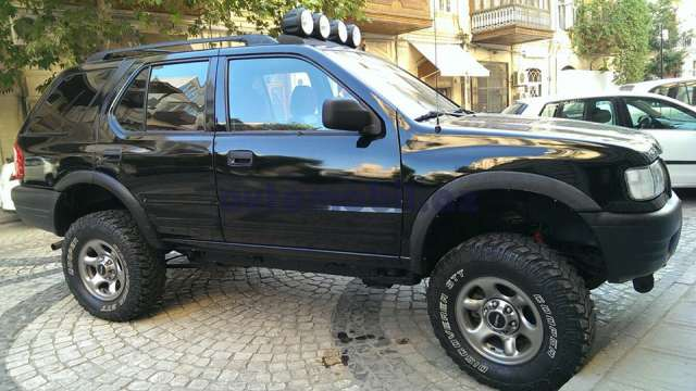 Isuzu rodeo 2013