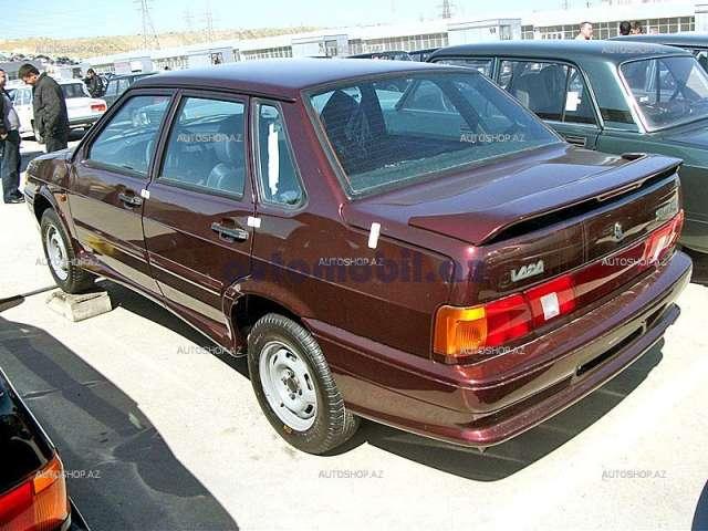 Vaz 2115 New Car 2012 2500 Credit Gasoline Transmission Mechanics Sold 19 08 2012