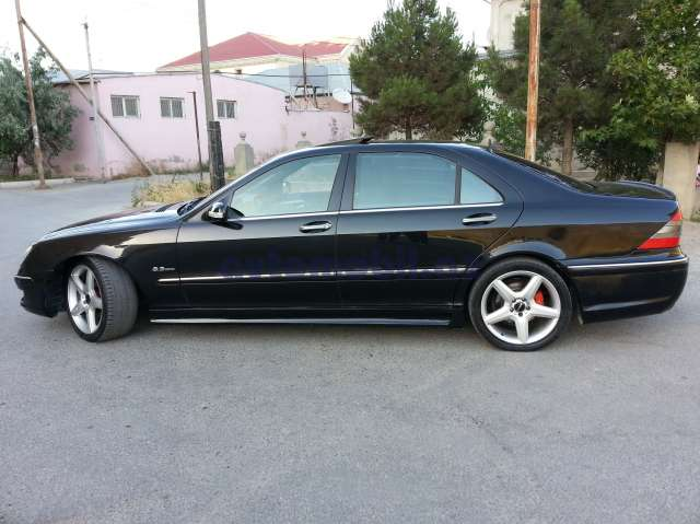 Mercedes benz s 430 second hand 1999 18000 credit for Mercedes benz credit score for lease