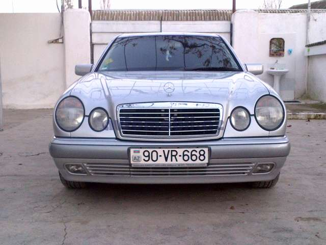 Mercedes benz e 240 second hand 1999 6000 credit for Mercedes benz credit
