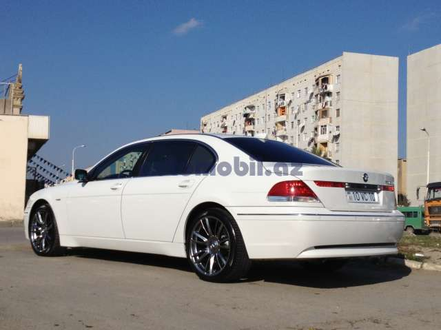 bmw 730 second hand 2005 28000 credit gasoline transmission automatic 158000 vusal. Black Bedroom Furniture Sets. Home Design Ideas