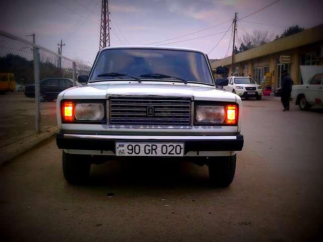 Vip Auto Leasing >> VAZ 2107 Second hand, 2010, $6900, Gasoline, Transmission ...