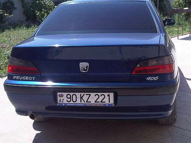 1997 Peugeot 406 - Overview - CarGurus