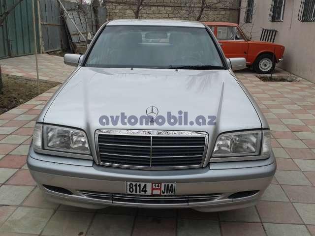 Mercedes benz c 250 second hand 1998 11000 diesel for Second hand mercedes benz