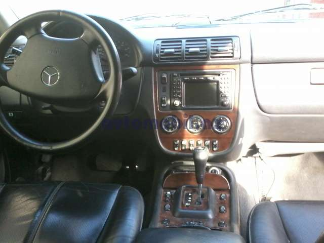 mercedes benz ml 270 second hand 2003 18700 diesel transmission automatic 370000 baku. Black Bedroom Furniture Sets. Home Design Ideas