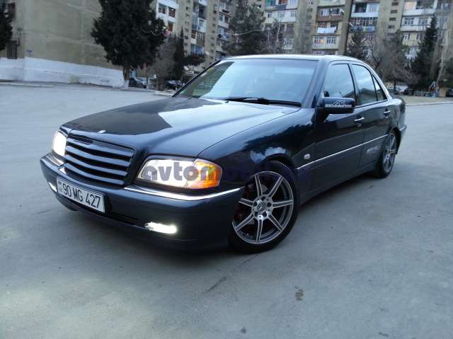 Mercedes benz c 180 second hand 1999 12000 gasoline for Mercedes benz second
