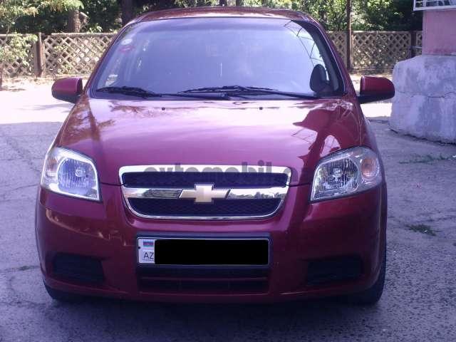 Chevrolet Aveo Second Hand 2009 9500 Gasoline Transmission