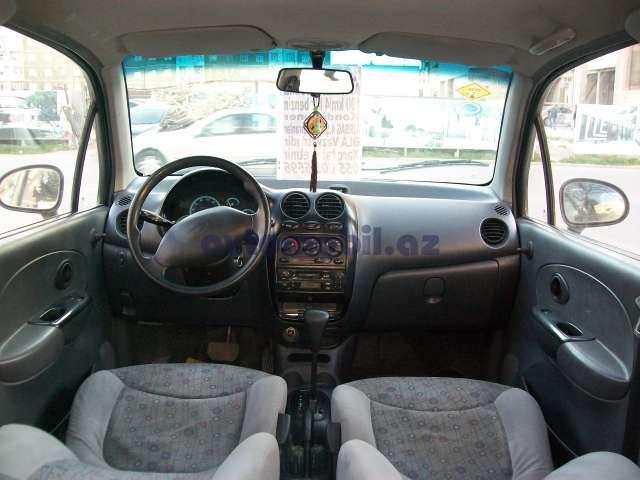 Daewoo Matiz Second hand, 2005, $5600, Gasoline, Transmission ...