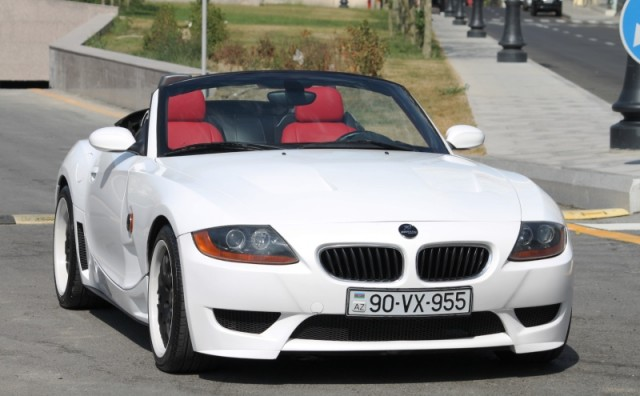 Bmw Z4 Second Hand 2005 28000 Gasoline Transmission
