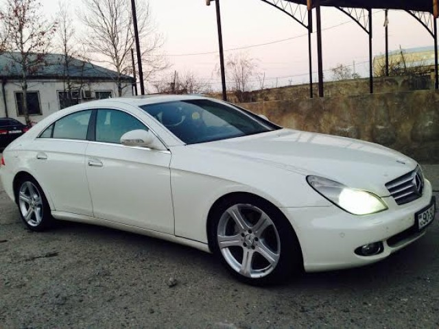 Mercedes benz cls 350 second hand 2008 37000 gasoline for Mercedes benz second
