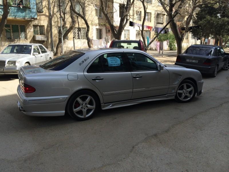 Mercedes-Benz E 240 TuninG Срочно продается Подержанный, 1997 ...
