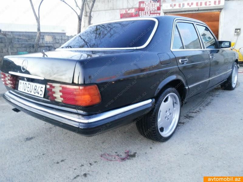 Mercedes benz 280 se second hand 1982 6500 gasoline for Mercedes benz 6500