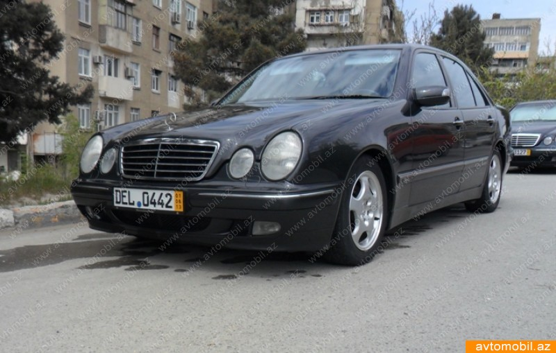 Mercedes benz e 280 urgent sale second hand 2001 17500 for 2nd hand mercedes benz