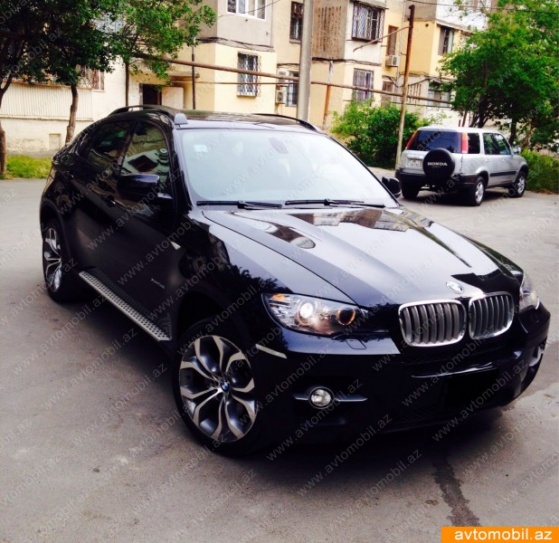 Bmw X6 Used: BMW X6 Urgent Sale Second Hand, 2011, $67000, Gasoline