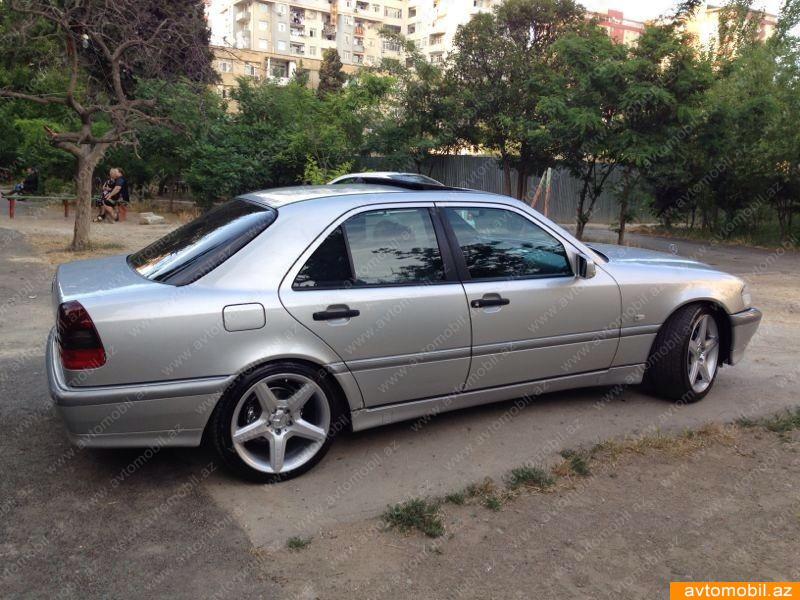 Mercedes benz c 200 urgent sale second hand 1998 10800 for Second hand mercedes benz for sale