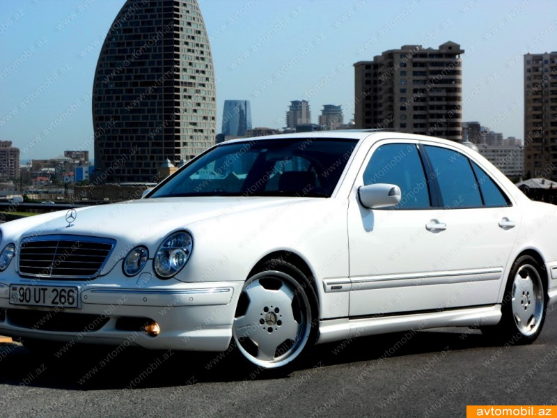 Mercedes benz e 320 urgent sale second hand 2000 21500 for Mercedes benz second