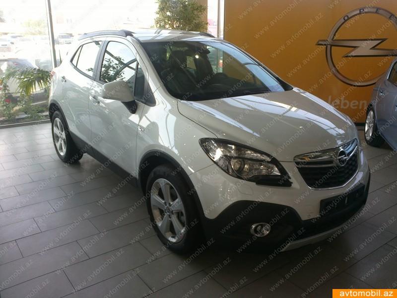 Opel Mokka New Car, 2014, $31760, Gasoline, Transmission: Automatic, Baku,  SOLD | 07.09.2014