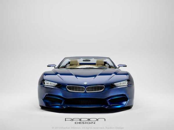 BMW M9 Roadster
