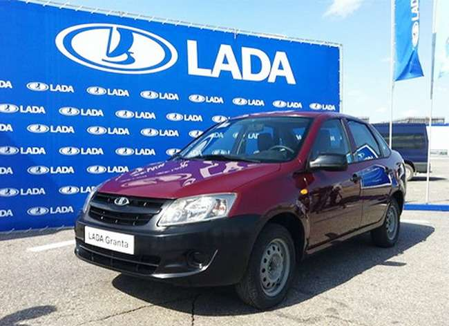 Rusiya yeni Lada avtomobillərinin istehsalına başlayıb