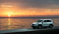 Honda CR-V-ni qışa hazırladı