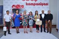 """""""Sirena Motors"""" keçirdiyi lotereyanın qaliblərinə uduşları təqdim edib"""