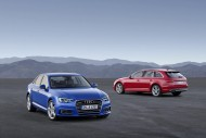 2016 Audi A4 Sedan and A4 Avant officially introduced with up to 120 kg weight loss