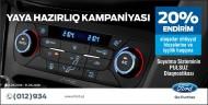 """""""Ford Azərbaycan"""" Yaya Hazırlıq Kampaniyasına Start Verdi!"""