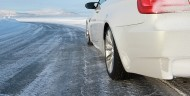BDYPİ: Yolların buz bağlaması nəticəsində 17 yol-nəqliyyat hadisəsi qeydə alınıb