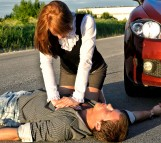 Avtomobil qəzası zamanı ilk tibbi yardım - Bunları mütləq bilməlisiniz