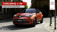 "Yeni Toyota ""C-HR"""