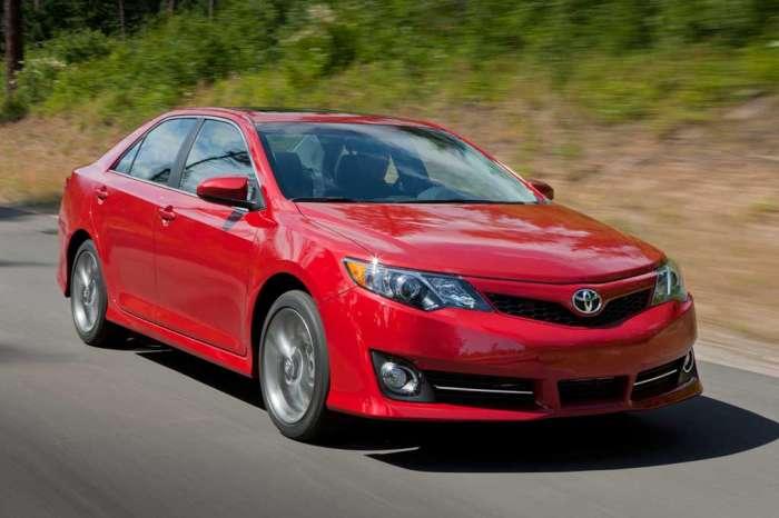 Toyota Camry - Yeni nəsil