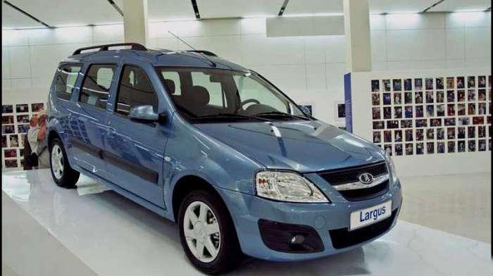 Lada Largus: AvtoVAZ-ın yeni modeli