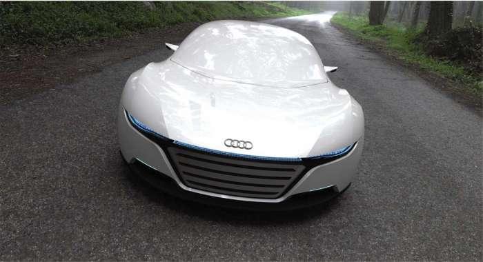 Audi A9: ispan dizaynerindən gələcəyin avtomobili