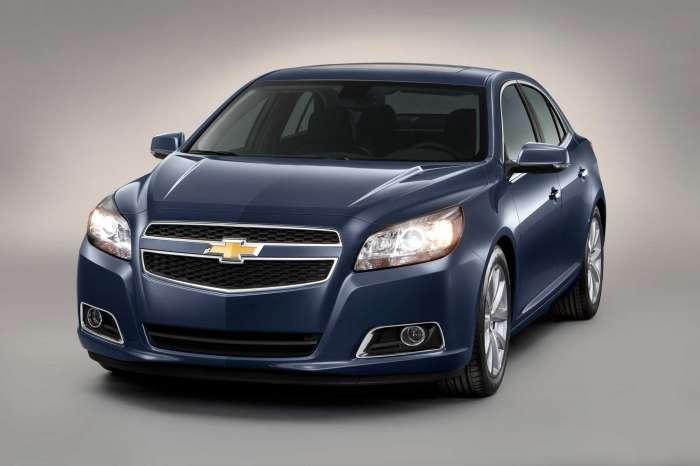 Yeni Chevrolet Malibu