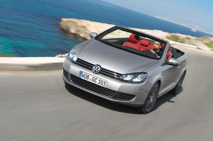 Volkswagen Golf Cabriolet: yay müjdəçisi