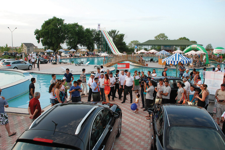 Caspian Motor-Show 2012