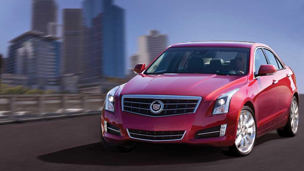 Cadillac ATS 2013: çoxdan gözlənilən sedan