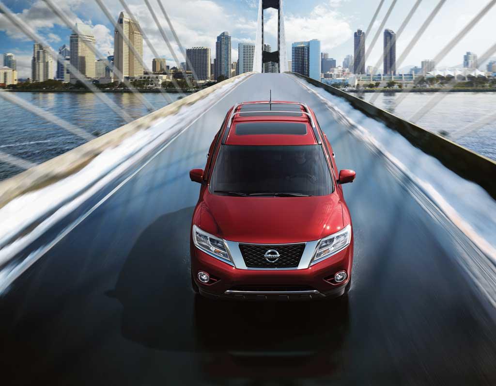 Yeni Nissan Pathfinder rama konstruksiyasından azad oldu