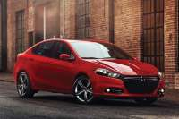Dodge Dart: Chrysler Group-dan yeni kompakt sedan