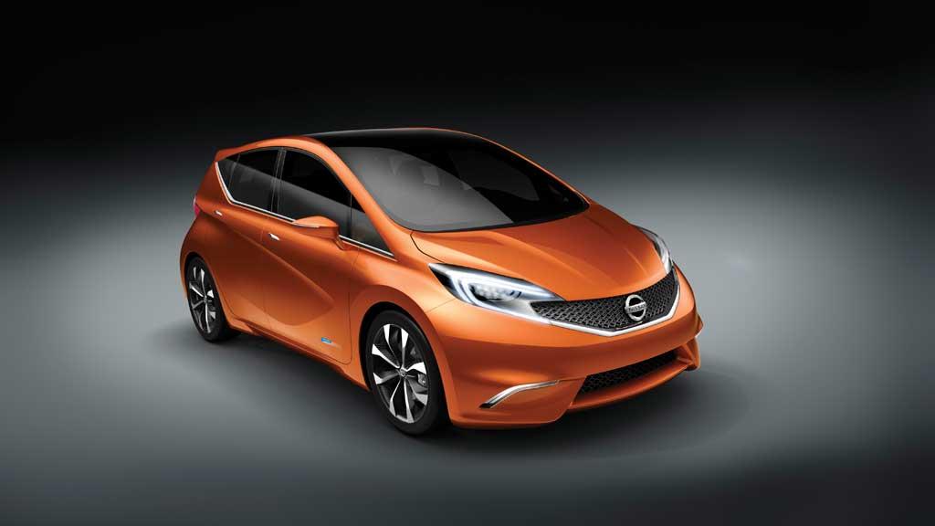 Nissan-dan yeni avtomobil: Nissan Invitation