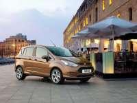 Ford B-MAX: Avropada yeni kompakt Ford