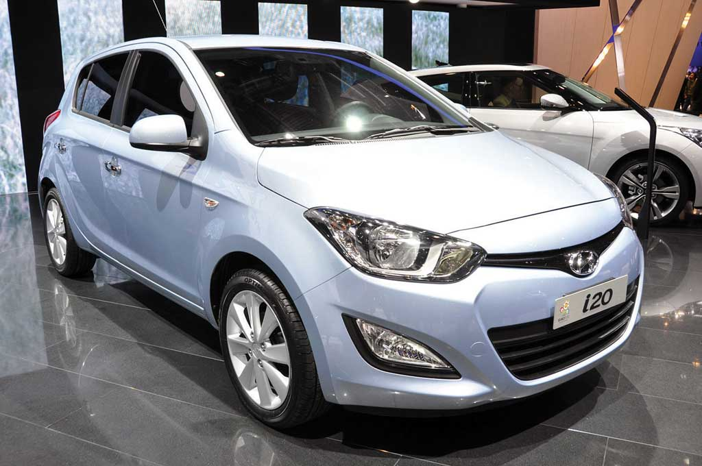 Hyundai i20: yeni kompakt hetçbek