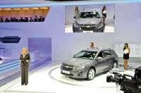 Chevrolet Cruze Station Wagon: Avropa üçün amerikan universalı