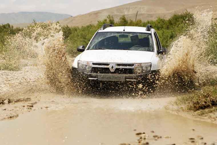 Renault Duster Azərbaycan yollarını fəth etdi