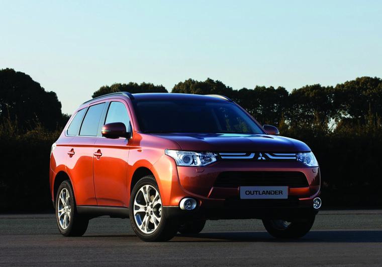 Mitsubishi Outlander 2013: rəsmi premyera